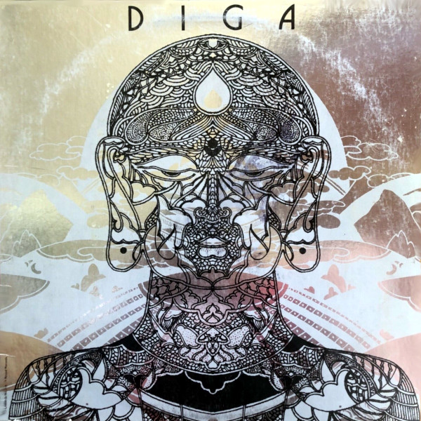 Diga album cover