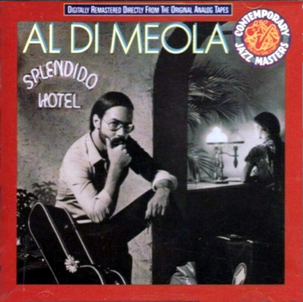 Splendido Hotel album cover