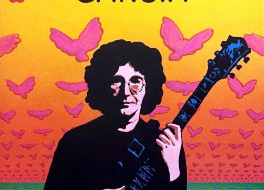 Garcia album cover
