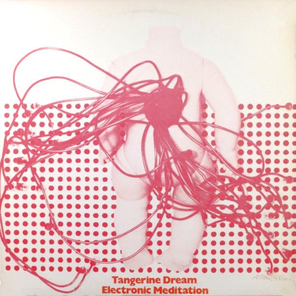 Electronic Meditation album cover