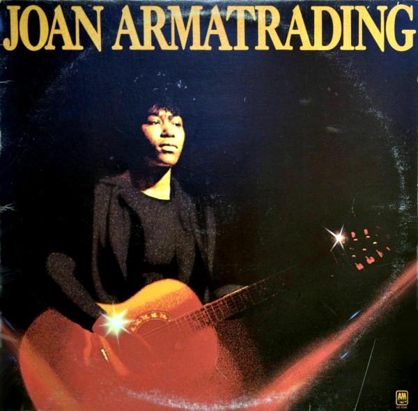 Joan Armatrading album cover