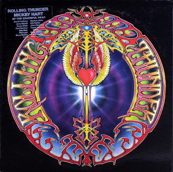 Rolling Thunder album cover
