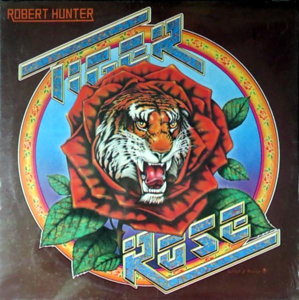 Tiger Rose album cover