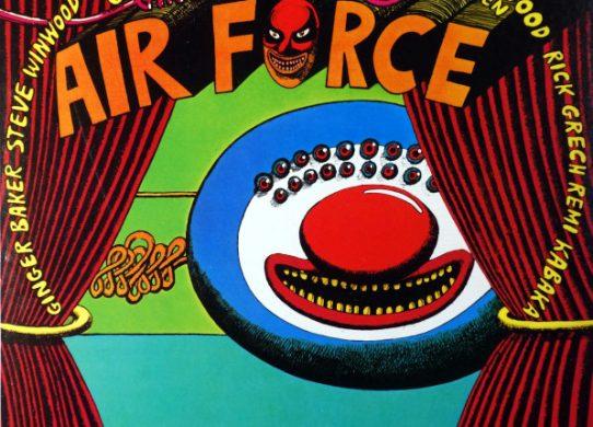 Ginger Baker's Air Force album cover
