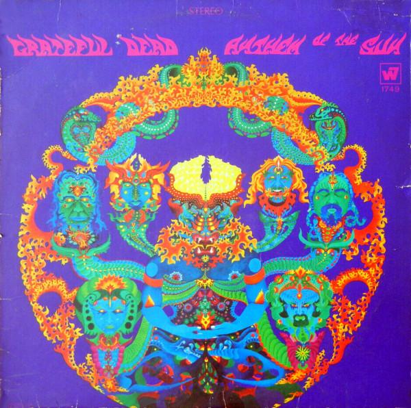 Anthem of the Sun album cover