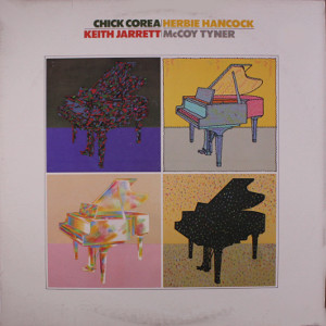 chick corea herbie hancock keith jarrett mccoy tyner album cover