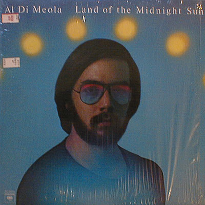Land of the Midnight Sun album cover
