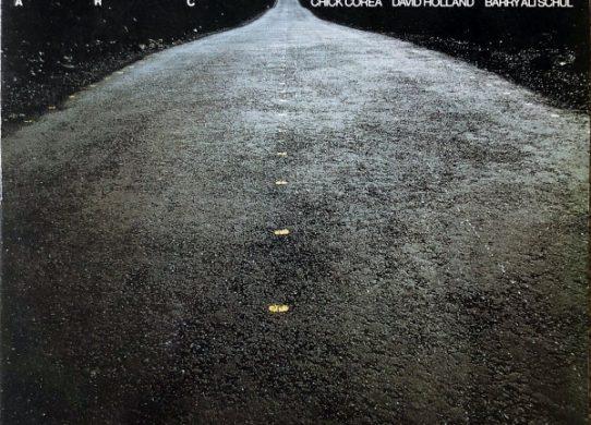 A R C album cover