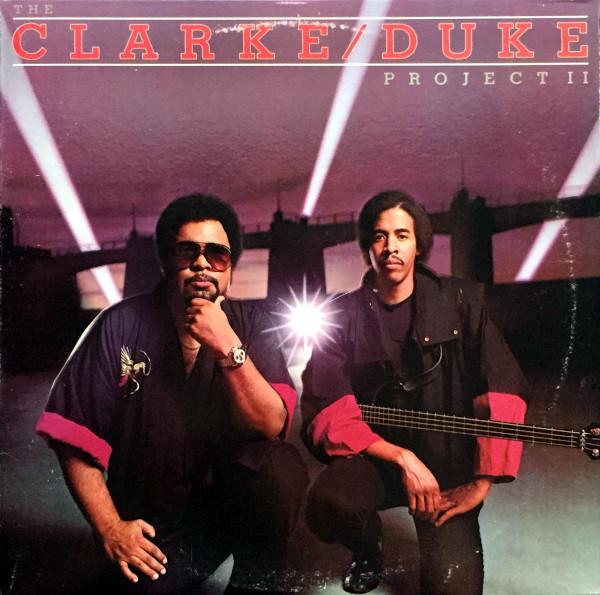 The Clarke/Duke Project II album cover
