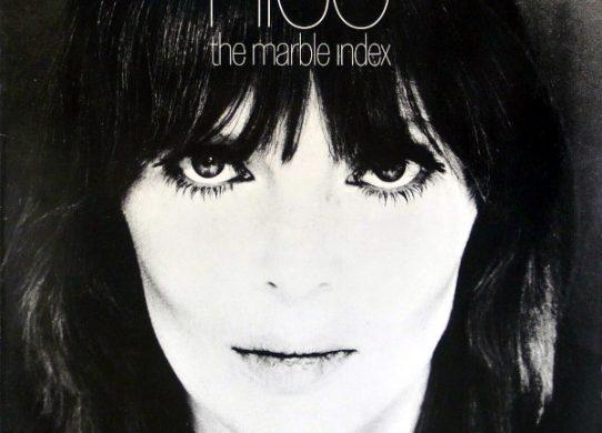 The Marble Index album cover