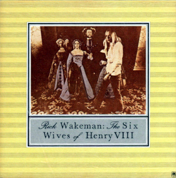 The Six Wives of Henry VIII album cover