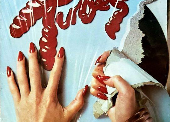 The Tubes album cover