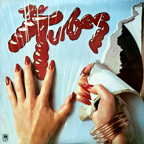 The Tubes album cover
