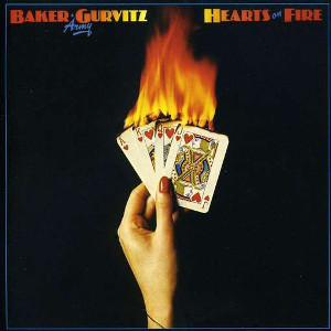 Hearts on Fire album cover