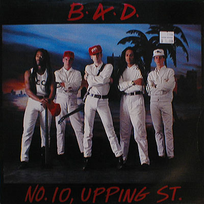 No. 10, Upping Street album cover