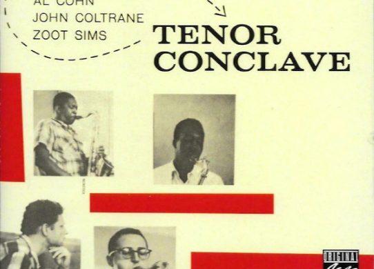 Tenor Conclave album cover