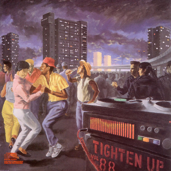 Tighten Up Vol. 88 album cover