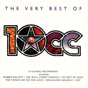 the very best of 10cc album cover