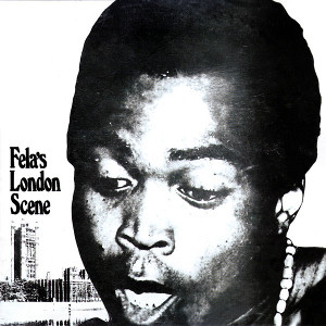 Fela's London Scene album cover