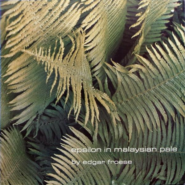 Epsilon in Malaysian Pale album cover