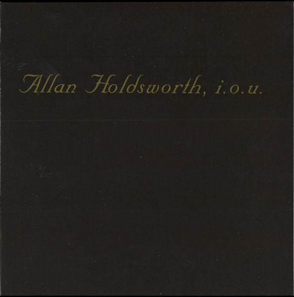 i.o.u. album cover