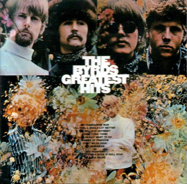 The Byrds Greatest Hits album cover