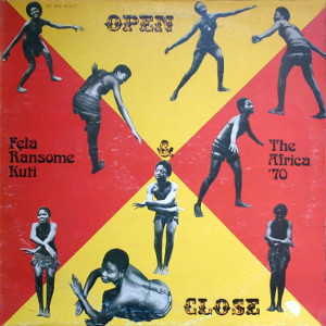 Open and Close album cover