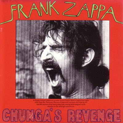 Chunga's Revenge album cover