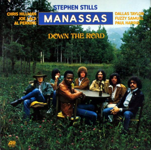 Down The Road album cover