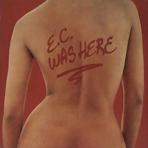 e.c. was here album cover
