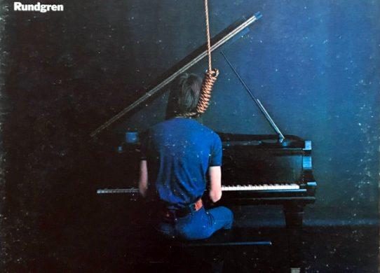 The Ballad of Todd Rundgren album cover