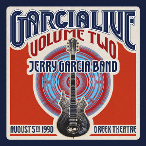 garcialive volume two album cover