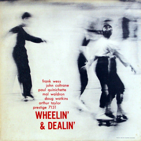 Wheelin & Dealin' album cover
