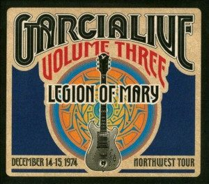 GarciaLive Volume Three album cover