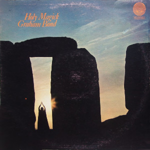 holy magick album cover