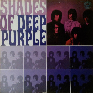 Shades of Deep Purple album cover