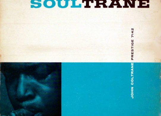 Soultrane album cover