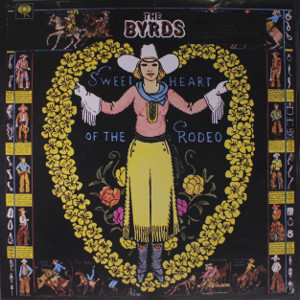 sweetheart of the rodeo album cover