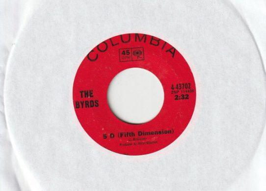 5 D 45 rpm single