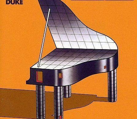 The 1976 Solo Keyboard Album cover