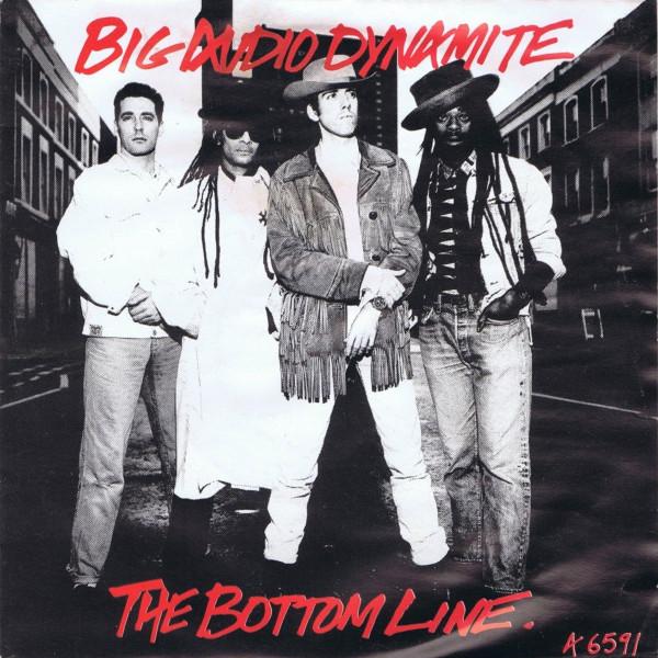 The Bottom Line single cover