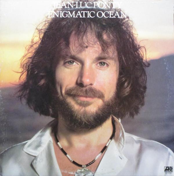 Enigmatic Ocean album cover