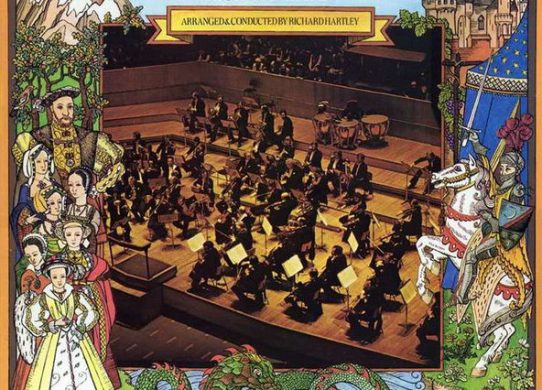 The Royal Philharmonic Presents the Best Known Works of Rick Wakeman album cover