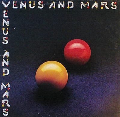 Venus And Mars album cover