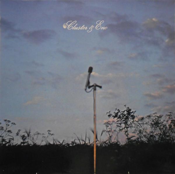 Cluster & Eno album cover
