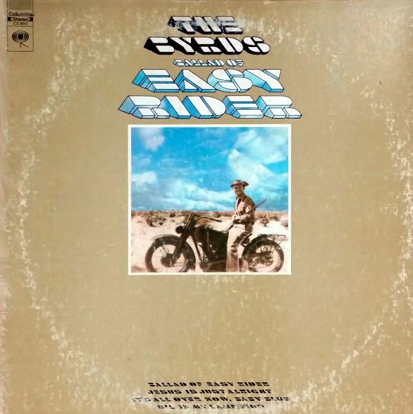 Ballad of Easy Rider album cover