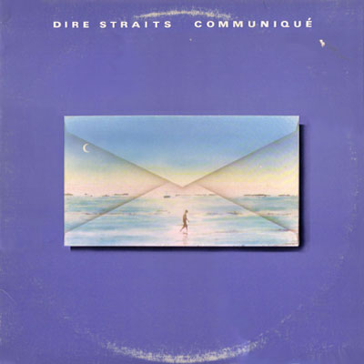 Communique album cover
