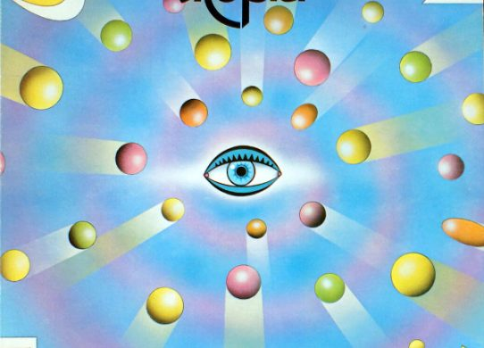 Todd Rundgren's Utopia album cover