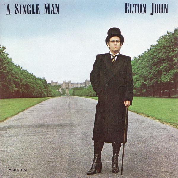 A Single Man album cover