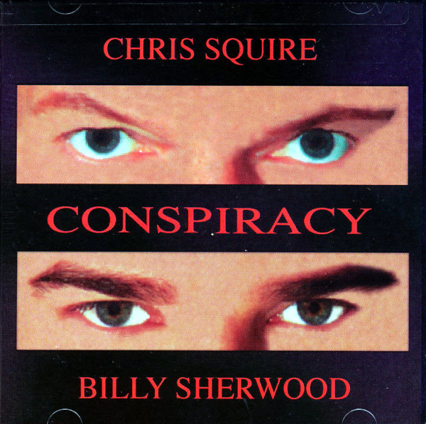 Conspiracy album cover